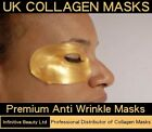 New Gold Collagen Crystal Eye Circle Mask Anti Wrinkle Eyelid Patch Anti Ageing