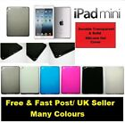 iPad MINI PREMIUM Shiny TPU Soft Gel Skin Silicone Back Cover Protector Case