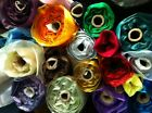 Organza Fabric Choice of Colours red yellow green blue etc 140cm wide per metre