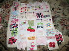 NWT Gymboree Vintage Barrettes Girls Cherry,Bows,Curly, Hair Clips,VHTF U-Pick