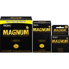 Trojan Magnum Large Condoms - Choose Quantity