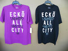 Ecko Unlimited Stack City Short Sleeve Urban Wear Graphic T-Shirt New