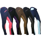 LADIES HORSE RIDING COTTON STRETCH JODPHURS SHOWING BREECHES JODHPURS SIZE 24-38