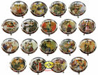 Oriental Beautiful Women Style Cosmetic/Makeup/Pocket Size Gift Compact Mirror