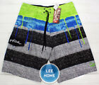 QUIKSILVER MEN'S SURF BOARD SHORTS SWIMMING/BEACH PANTS #QS176 SIZE 32/34/36/38