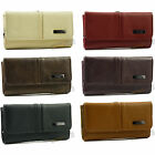 Large Quality Leather Purse Ladies card holder wallet coin womens handbag NEW