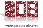 Washington Nationals Light Switch Covers Baseball MLB Home Decor Outlet on Ebay