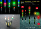 YAD Posen Night and Day NEU Float Stick  LED Pose Batteriepose Elektropose Pose