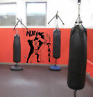 MUAY THAI - WALL ART DECAL STICKER
