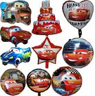 CARS LIGHTNING MCQUEEN TOW MATER SALLY BALLOON BIRTHDAY PARTY SUPPLIES DECOR TOY