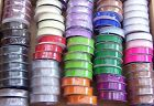 Organdie Ribbon from Celebrate- 12mm x 6 metre Assorted Colours