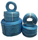 Blue Poly Rope Coils, Polyrope, Polypropylene, Nylon, Polyprop, Tarpaulins