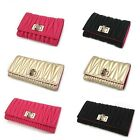 NWT trifold wallet cow leather purse clutch ID credit name hot sale SYDNEY 3171