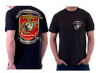 USMC Once a Marine Always a Marine Black T-Shirt S M L XL XXL XXXL