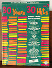 30 Years 30 Hits no. 2 Words, Music Gutar Chords