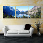 Saint Mary Lake/The Shining picture mounted MDF panel/surpassed stretched canvas