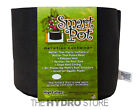 Smart Pot 3 Gallon 1 / 5 / 10 Pack Fabric Plant Container - grow pot gal
