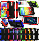 HEAVY DUTY TOUGH SHOCKPROOF WITH STAND HARD CASE COVER FOR MOBILE PHONES TABLETS for sale  United Kingdom