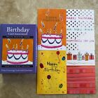 Boxed Greeting Cards - All Occasion, Birthday, Blank, Get Well, Sympathy, Friend