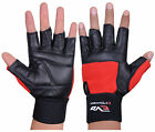 EVO Fitness Weight lifting Gym Gloves Wrist Support Straps Bodybuilding Cycling