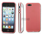 NEW SLIM SLEEK SOFT GEL BACK MOBILE PHONE CASE COVER FOR APPLE I PHONE 4 4G 4S