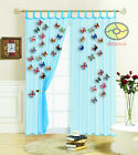 10/20/50/100PCS Mixed PIN NOCTILUCENT BUTTERFLIES Cloth Curtain Decor SNA026c07