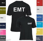 EMT T-Shirt  Emergency Medical Technician Shirt - TWO SIDES PRINT