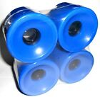 70x51mm 78A soft longboard Wheels Drop Through skateboard complete Downhill 70mm