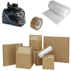 HOUSE HOME REMOVAL MOVING PACKING STORAGE CARDBOARD BOXES SMALL MED LARGE XL KIT