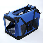 Portable Pet Dog House Soft Crate Carrier Cage Kennel