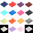 Sheer Organza Table Runners Bows Wedding Party Banquet Decorations 12