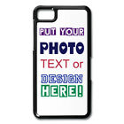 CUSTOM PHONE CASES (Blackberry Z10) - MAKE & DESIGN YOUR OWN PERSONALIZED CASES