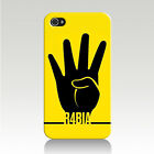 R4BIA RABIA EGYPT MUSLIM ISLAMIC PROTEST MOBILE CASE COVER FOR VARIOUS MODELS
