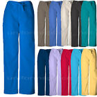 Kyпить Cherokee Workwear Scrubs Pants Unisex Men, Women Drawstring Cargo Pants 4100 на еВаy.соm