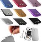 Deluxe Ultra-thin Metal Aluminum Case Cover Skin For Samsung Galaxy S3 III i9300