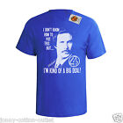 I`M KIND OF A BIG DEAL MENS T-SHIRT RON BURGUNDY ANCHORMAN INSPIRED FILM NEW 38