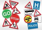 Childrens Road Safety Traffic Signs ~ Fun Teaching Resource  Role Play Prop