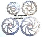 High Quality Staniless Steel Disc Brake Rotors, 160mm, 180mm, 203mm, incl bolts
