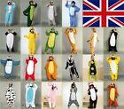 Animal Onesie Kigurumi Fancy Dress Costume Christmas Hoodies Pyjamas Olaf Party