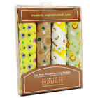 Внешний вид - Kristen Hanah 4 Pack Assorted Flannel Receiving Blankets