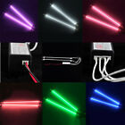 "Lot 2 6""/12"" 15cm/30cm CCFL Interior Exterior Neon Tube 12V PC Bright Car Lights"