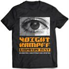 9182 VOIGHT-KAMPFF EMPATHY TEST T-SHIRT inspired by BLADE RUNNER bladerunner