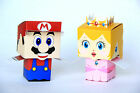 Super Mario&Princess Peach Wedding/Party Sweets Favours Gift Boxes Pairs Quality