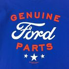 Ford Enthusiast-ford Car Parts T-shirt