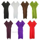 Variety Women Tie String Kaftan Caftan Maxi Long Dress 20 22 24 26 28 XXL 3XL
