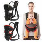 Allis 3 Ways Baby Carrier Backpack Sling Wrap with Detachable Bag - 2 Colors