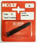 HOLT Marine Prepack A4 Stainless Steel 316 Cotter / Split Pins (PPB/PPC/PPD)