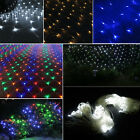 3x2M 210/320 LEDs Chasing Net Web Fairy Lights Indoor/Outdoor 8 Functions X'mas