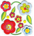 Jolee's FLOWER THEMED Scrapbook Stickers (you choose style)
