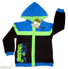 BOYS Ben 10 Ultimate Alien Hoody Jacket Licensed Size 3,4,5,6,7,8 Brand New!!!